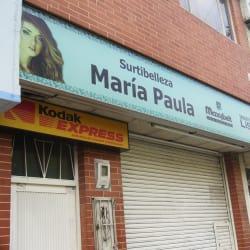 Surtibelleza María Paula en Bogotá