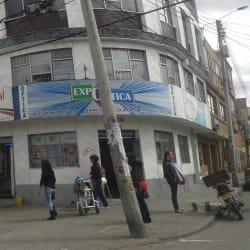 Expoptica en Bogotá