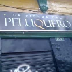 La tienda del Peluquero en Bogotá