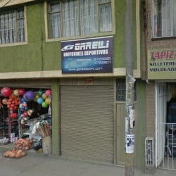 Garelli Uniformes Deportivos en Bogotá