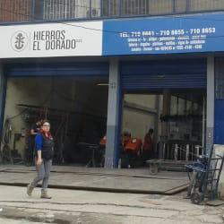 Hierros El Dorado S.A.S. en Bogotá