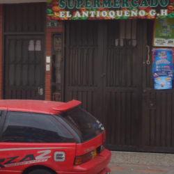 Supermercado El Antioqueño G.H en Bogotá