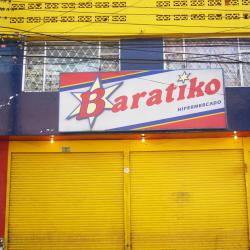 Hipermercado Baratiko en Bogotá