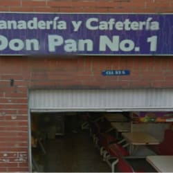 Panadería Don Pan No 1 en Bogotá