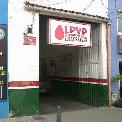 LPVP Ejes de Levas en Bogotá