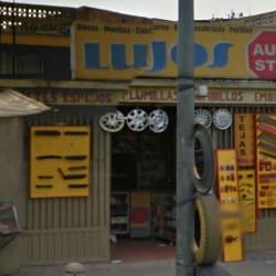 Lujos Auto Stop en Bogotá