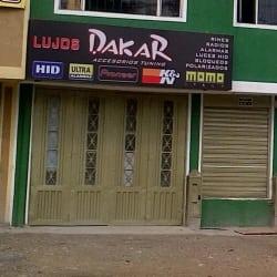 Lujos Dakar  en Bogotá