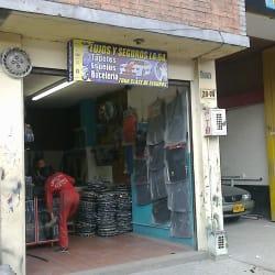 Lujos y Seguros La 64 en Bogotá