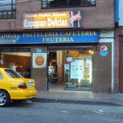 Panadería Expopan Delicias en Bogotá