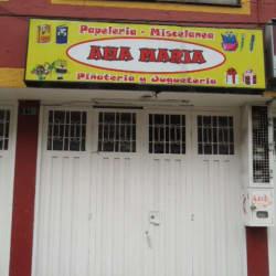 Papelería y Miscelánea Ana María en Bogotá