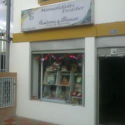 Manualidades Escaber en Bogotá
