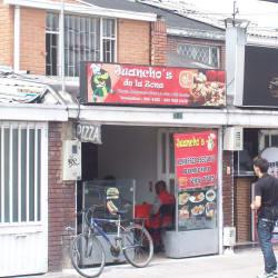 Juancho's de la Zona en Bogotá