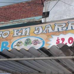 Jugo en Jarra en Bogotá