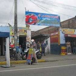 MC Alineaciones en Bogotá