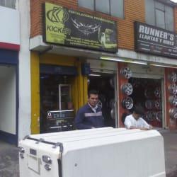 Kicker en Bogotá