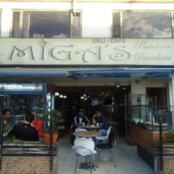 Migas en Bogotá