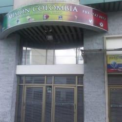 Misión Colombia  en Bogotá