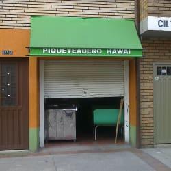 Piqueteadero Hawai en Bogotá