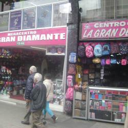 Megacentro El Gran Diamente en Bogotá