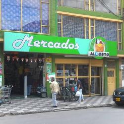 Mercados Alcosto Carrera 106 con 130D en Bogotá