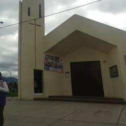 Parroquia San Simón Stock en Bogotá