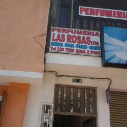 Perfumería Las Rosas Ltda en Bogotá