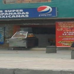 Las Super Empanadas Mexicanas en Bogotá