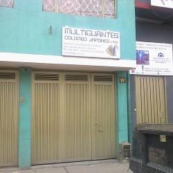 Multiguantes Colombo Japones Ltda en Bogotá
