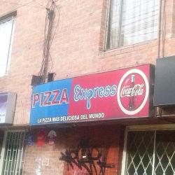 Pizza Express Carrera 114 con 147A en Bogotá