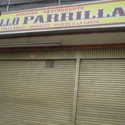 Pollo Parrilla Calle 3 en Bogotá