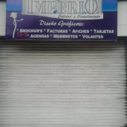 Litografía Imperio en Bogotá