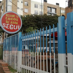 Locos de Asar en Bogotá
