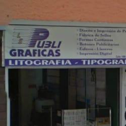 Publi Gráficas en Bogotá
