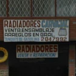 Radiadores Carvajal en Bogotá