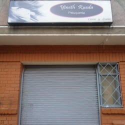 Yineth Rueda en Bogotá