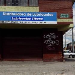 Lubricantes Tibana en Bogotá