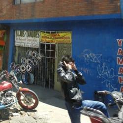 Lujos y Tanques en Bogotá