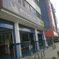 Tecnicentro Auto Ruta Michelin - Dismacor S.A. en Bogotá