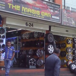 Magic Car en Bogotá