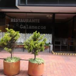 Restaurante Galameros en Bogotá