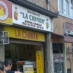 Restaurante La Chinita en Bogotá