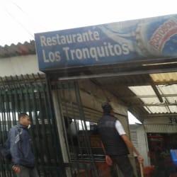 Restaurante Los Tronquitos en Bogotá