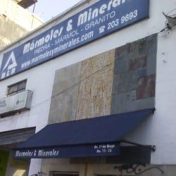 Mármoles y Minerales en Bogotá