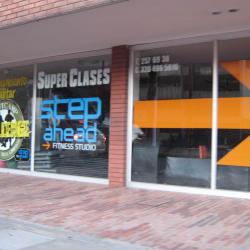 Step ahead Fitness Studio en Bogotá