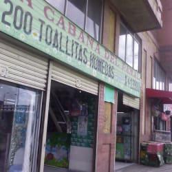 La Cabaña del Pañal en Bogotá