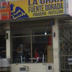 La Gran Fuente Dorada en Bogotá