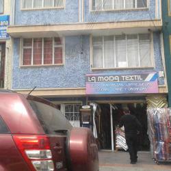 La Moda Textil en Bogotá