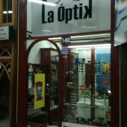 La Optik Cedritos en Bogotá