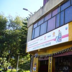 Aceites y Filtros en Bogotá