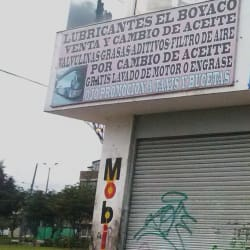 Lubricantes el Boyaco en Bogotá